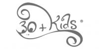 30+kids logo