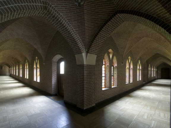 Kloostergangen Abdij Sion In Diepenveen